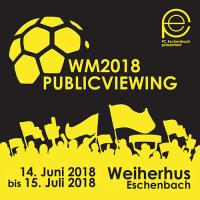 WM2018 Public Viewing